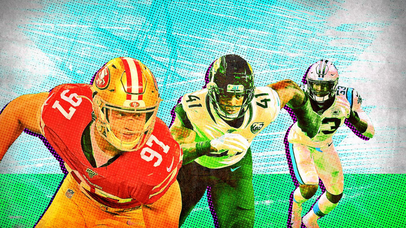 The Three Rookie Pass Rushers Who Are Elevating Their Defenses