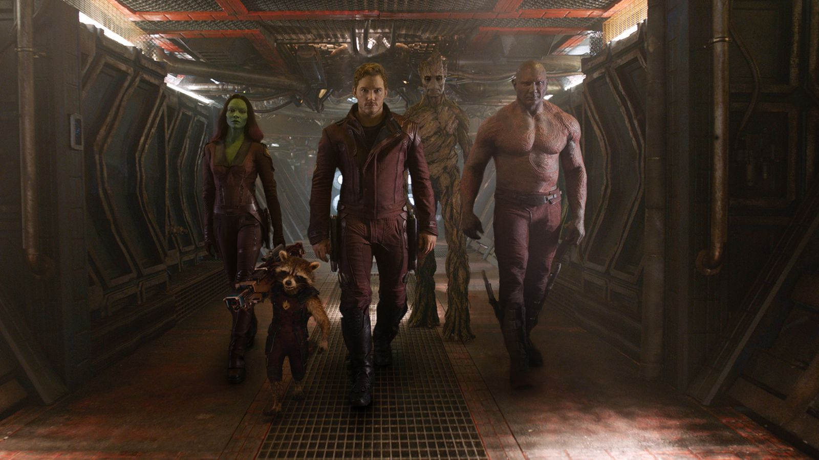 Fans waited up to seven hours for Disney's Guardians of the Galaxy ride