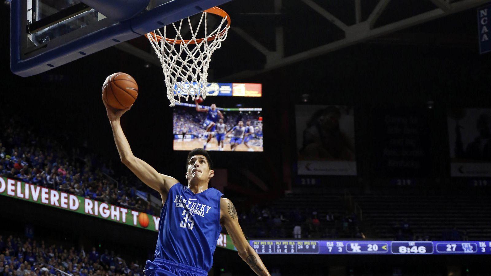 Uk Basketball: Kentucky Wildcats Basketball: Blue-White Game Recap