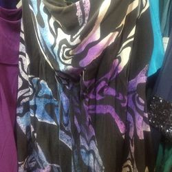 Proenza Schouler fluorescent mind wave dress, $155 (was $1,550)