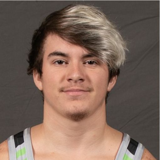 Mack Beggs is a wrestler at Life University.