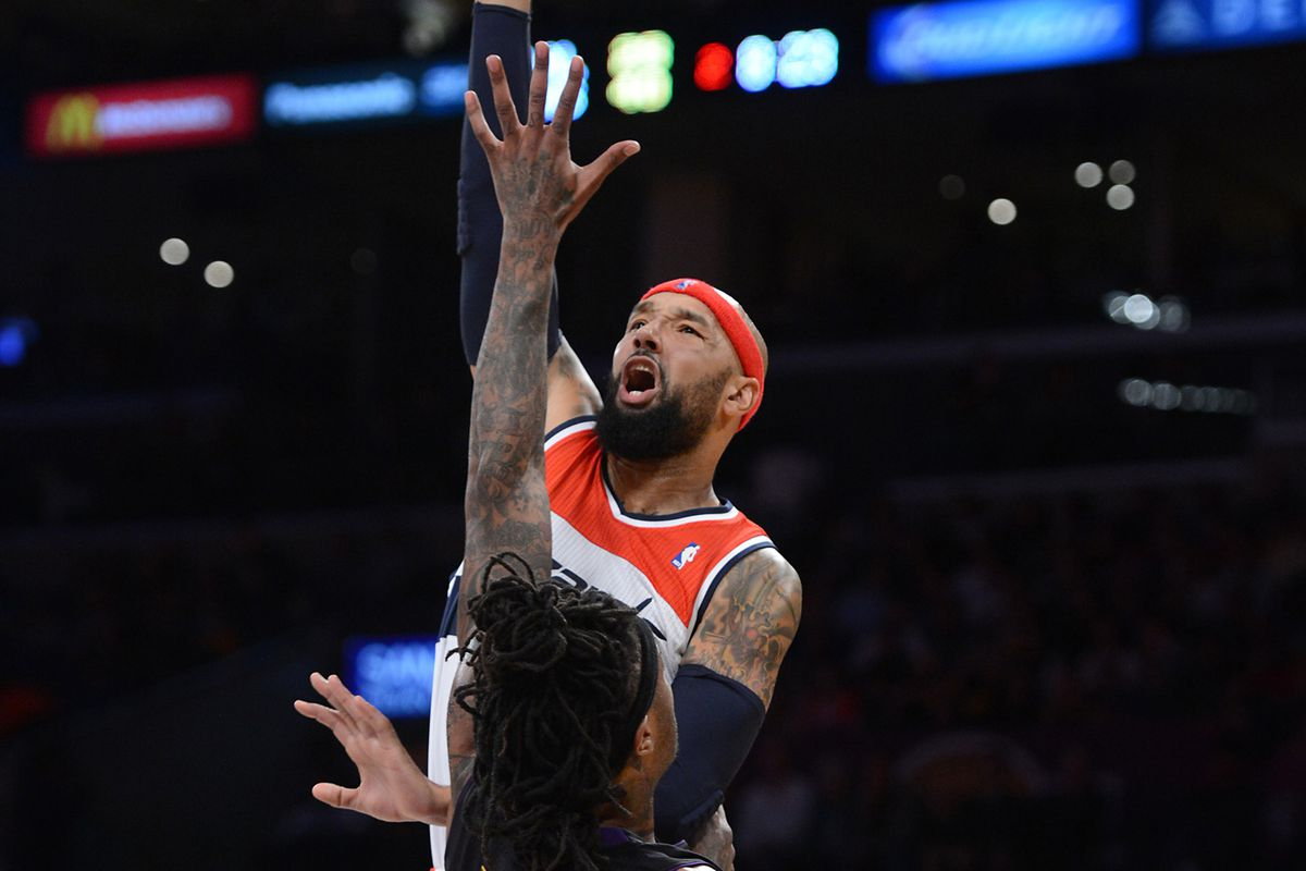 Drew Gooden fined $15 000 for flagrant foul against Nick Young