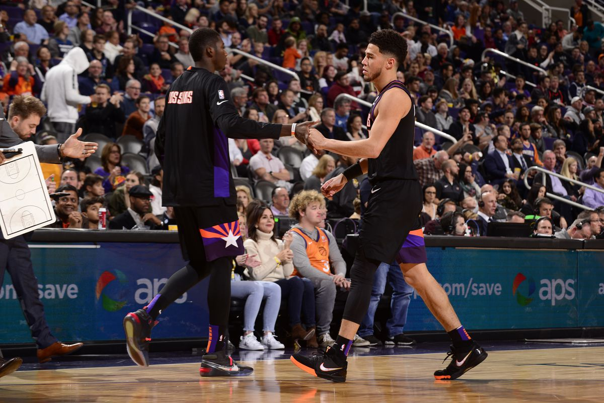 A Team Into phoenix suns forced wolves into team meeting, found momentum