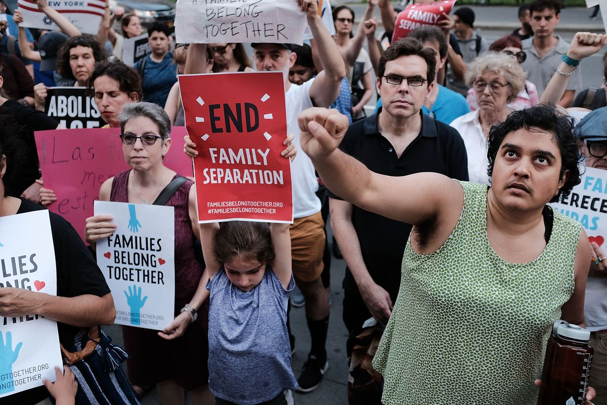 c4543a3f3f0 Democrats are trying to stop Trump from separating families at the ...