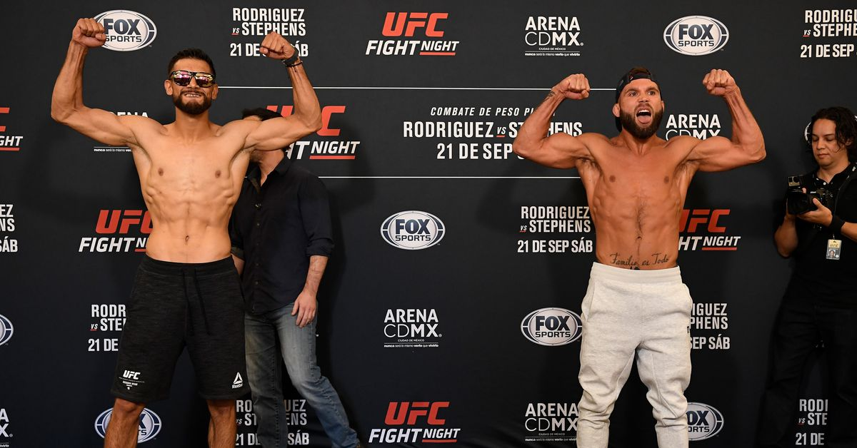 UFC 'Mexico City' Start Time, TV Schedule, Who Is Fighting Tonight!