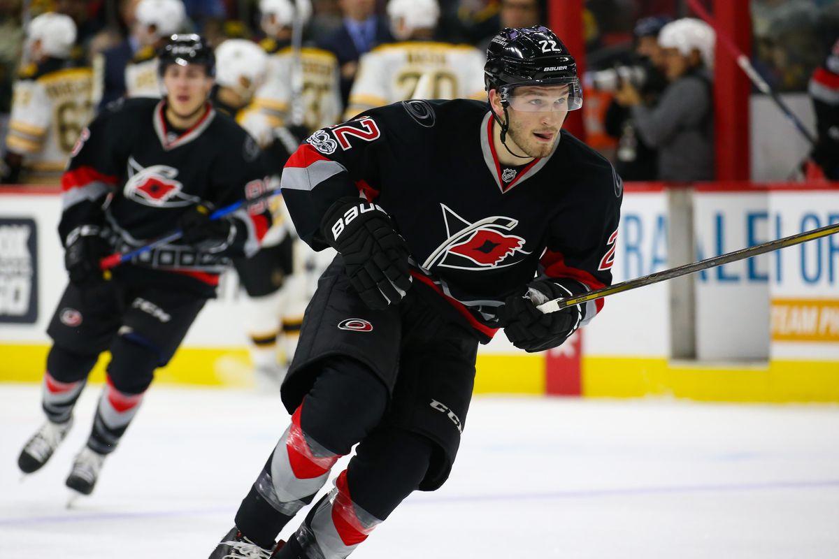 NHL: Boston Bruins at Carolina Hurricanes