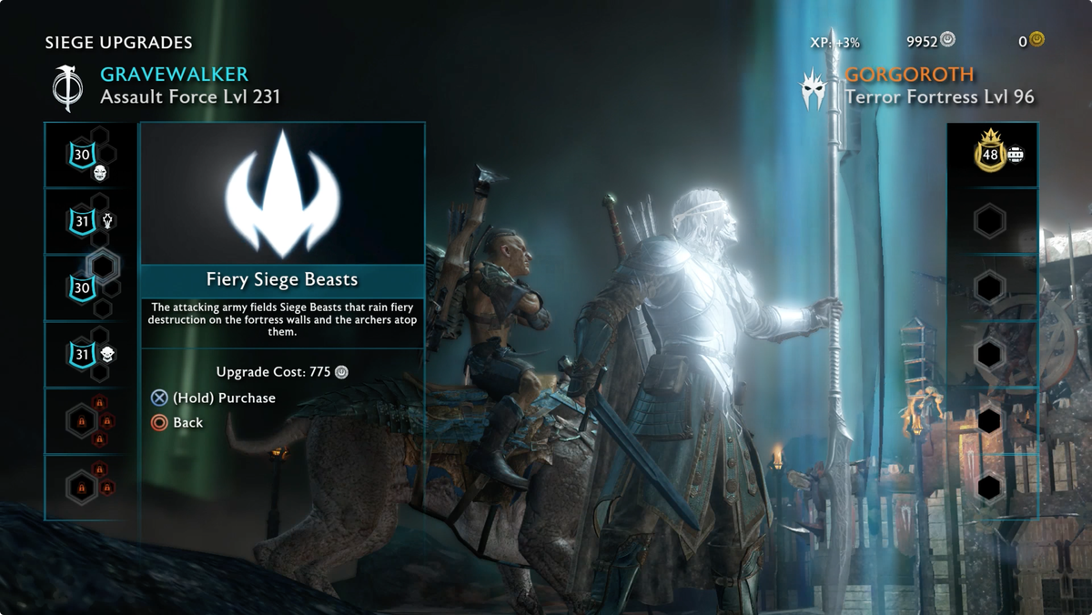 Middle-earth: Shadow of War guide: Fortresses - Polygon