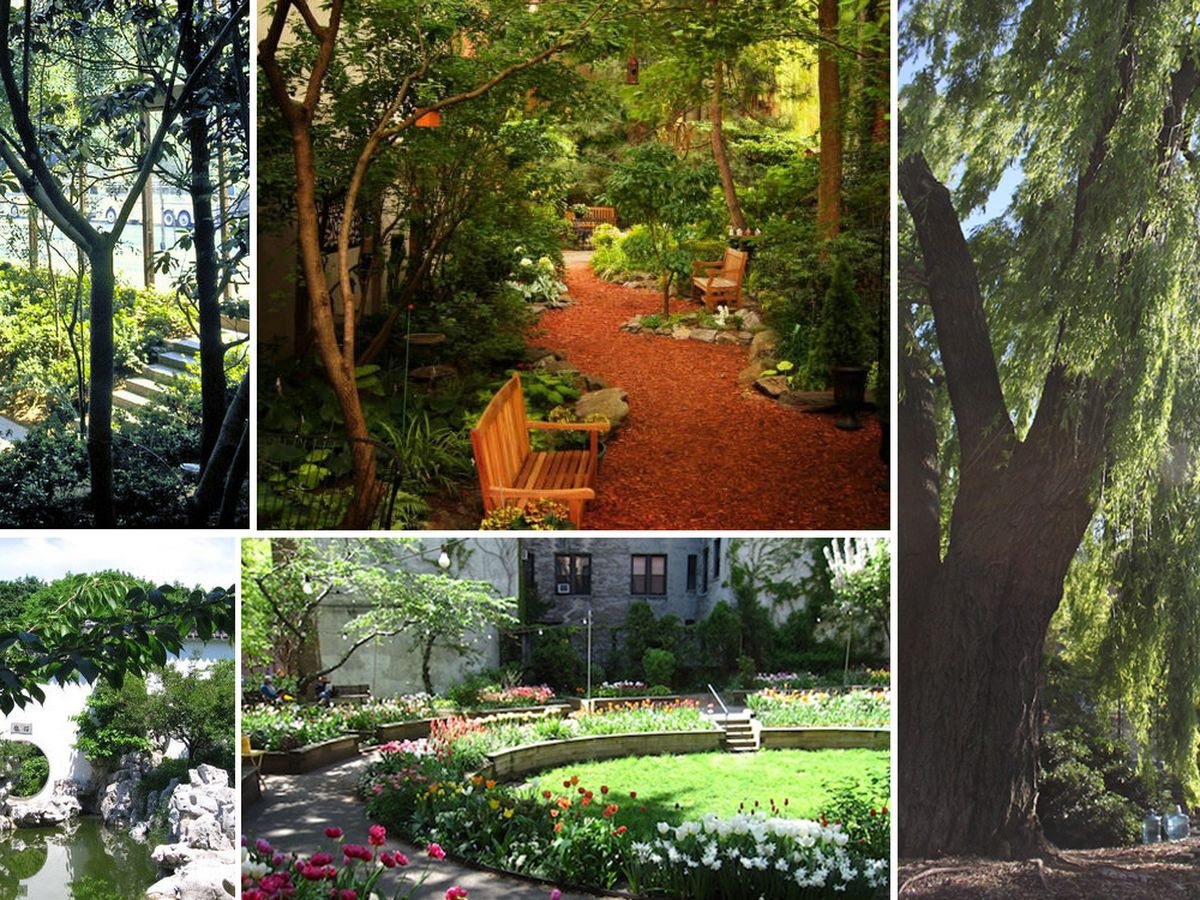 Secret Garden: 40 Secret Gardens, Parks And Green Spaces Hidden Across