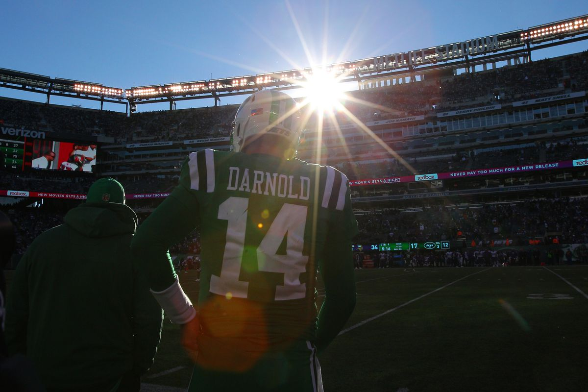 2a223f5dd13 Two Plays from Sam Darnold Not Captured on the Statsheet - Gang ...