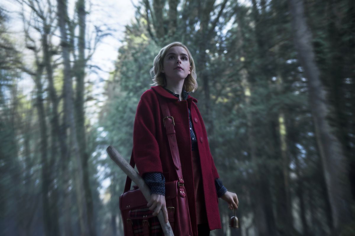 Netflix's Chilling Adventures of Sabrina review: a messy