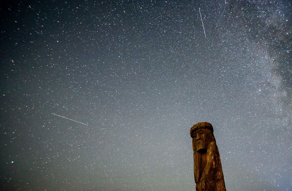 Perseid meteor shower 2018: peak times, and how to watch