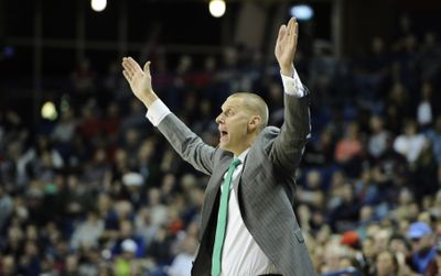 NCAA Basketball: Utah Valley at Gonzaga