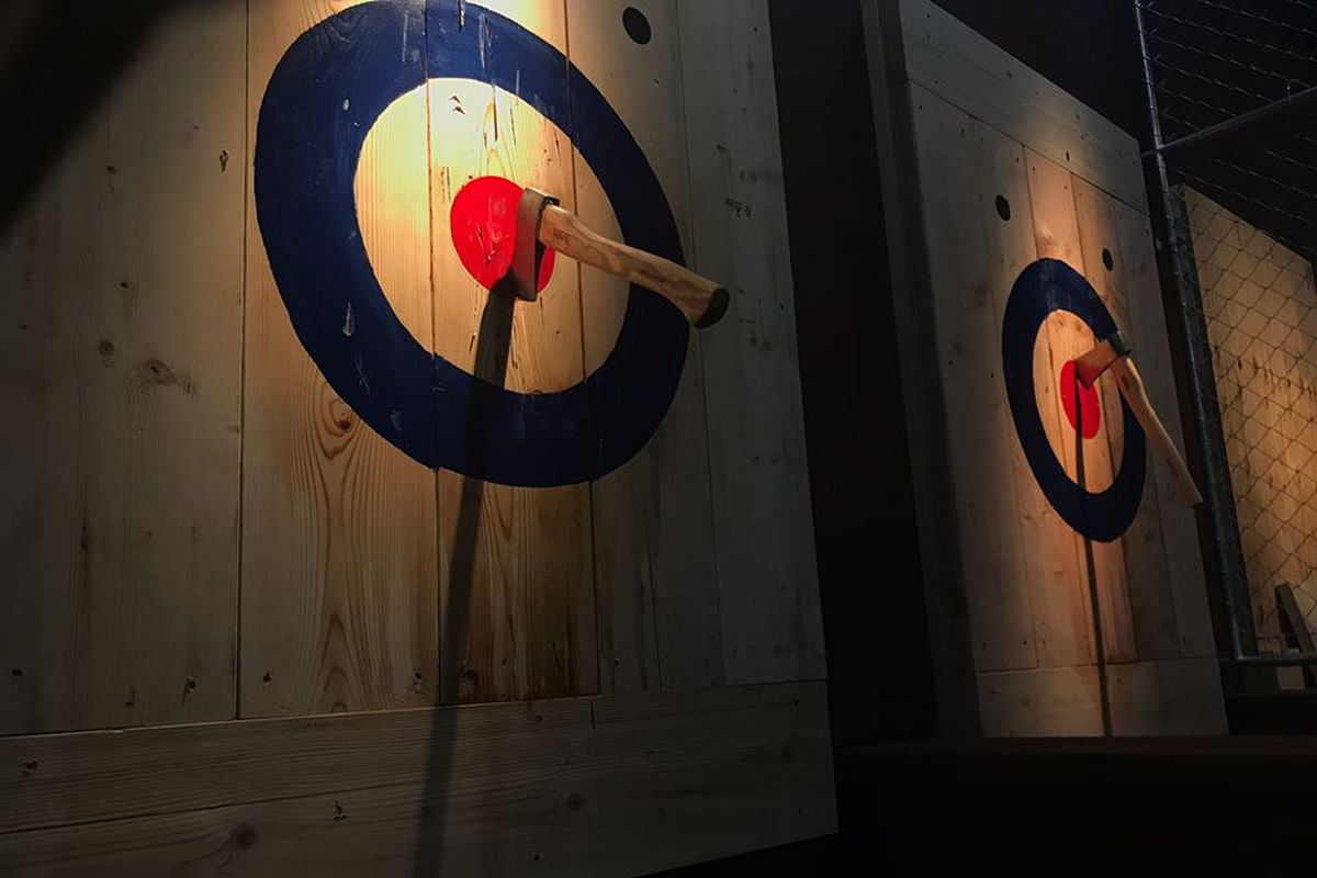 Ax-Throwing Bars, Explained - Eater