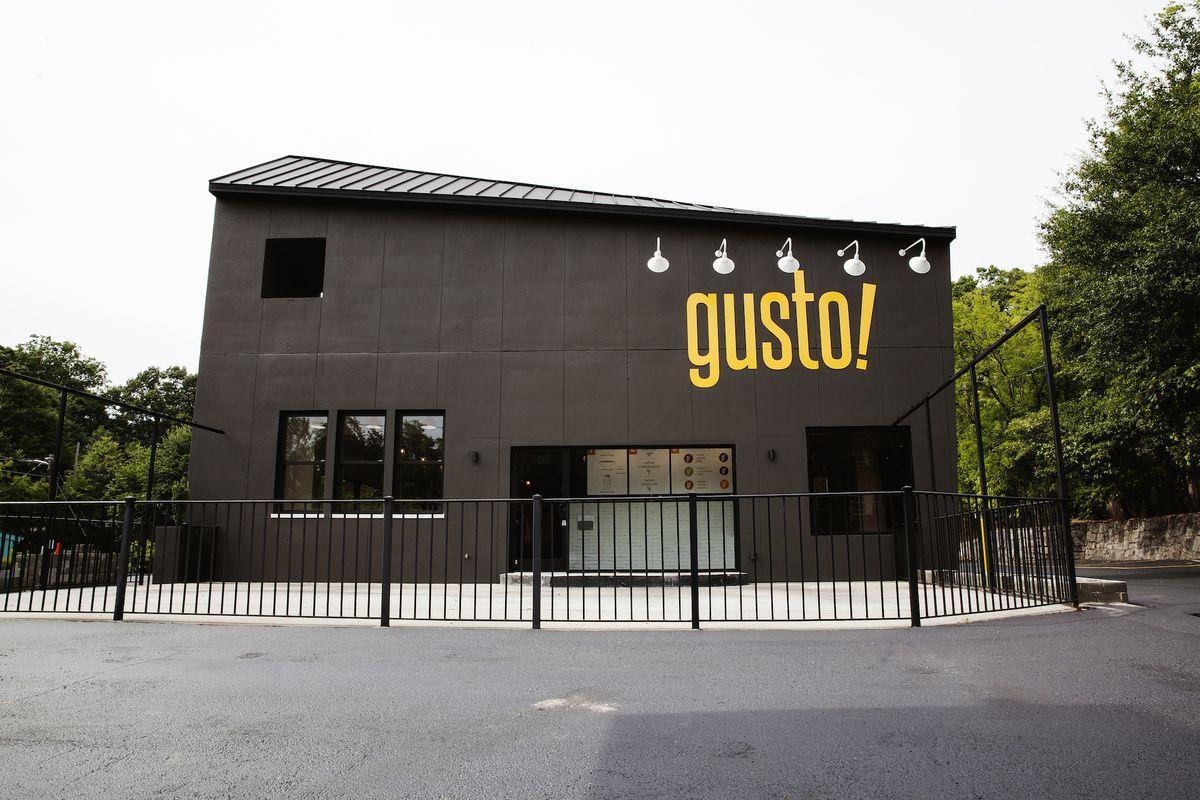 Gusto's new location on Ponce de Leon Avenue.