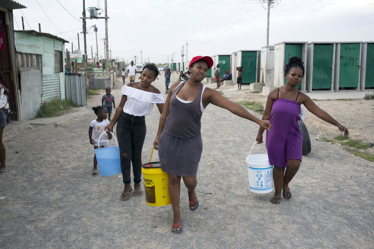 Water Crisis in Cape Town, South Africa