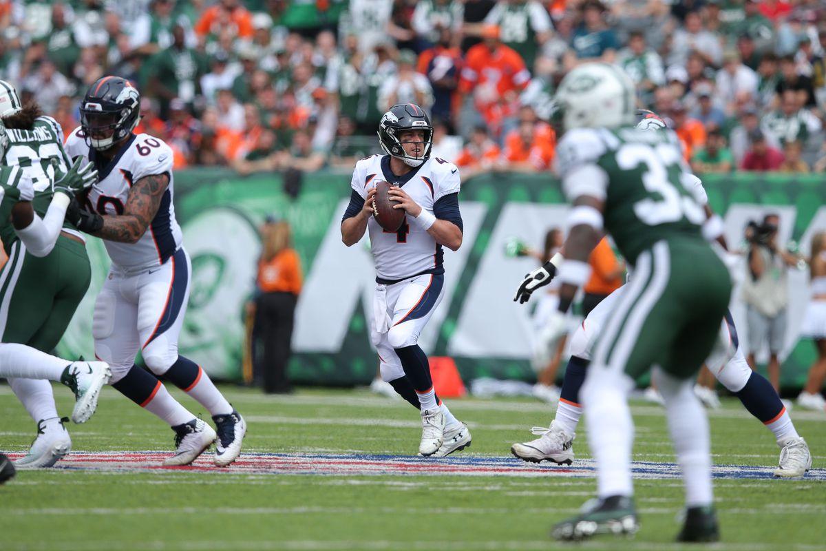 Broncos Vs Jets Thursday Night Football Open Thread Canal Street Chronicles