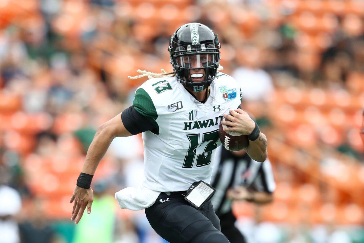 SoFi Hawai'i Bowl - Hawaii v BYU