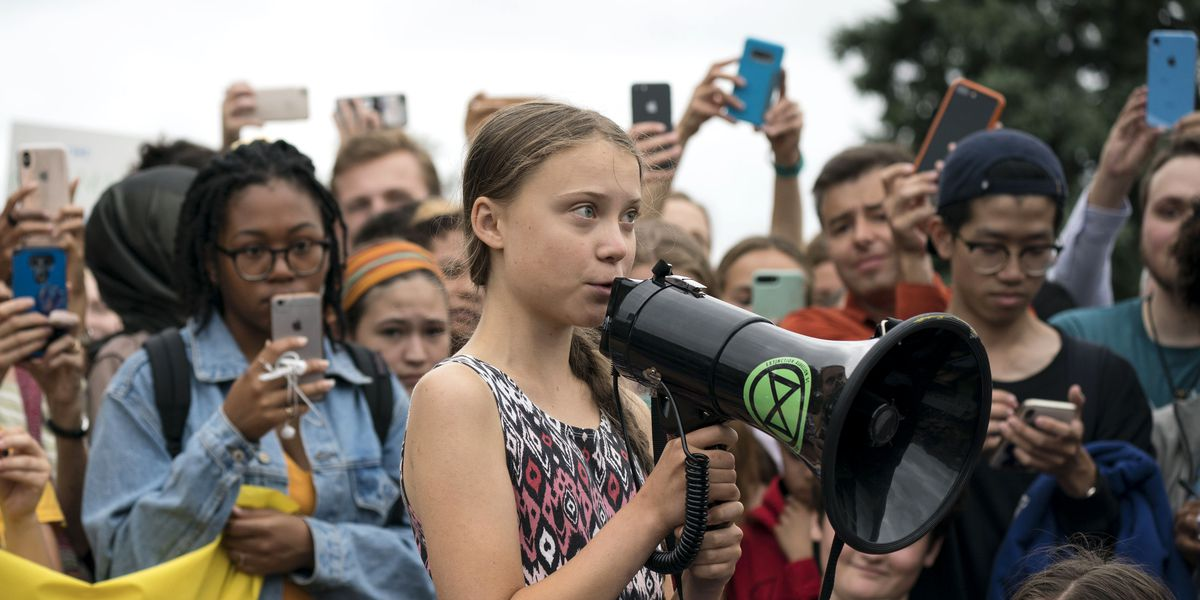 Greta Thunberg is leading kids and adults from 150 countries in a massive Friday climate strike
