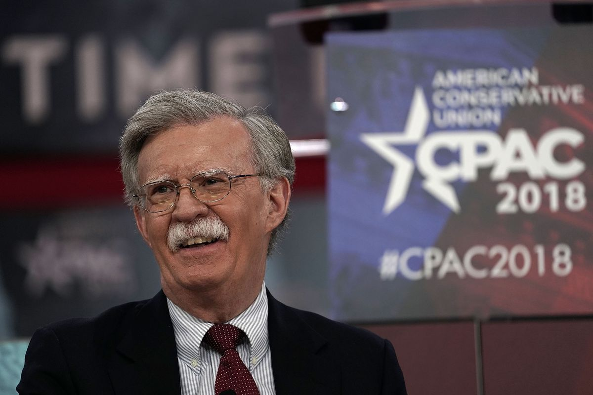 John Bolton, HR McMaster\'s replacement as national security adviser ...