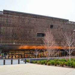 The National Museum of African American History and Culture in Washington, D.C.