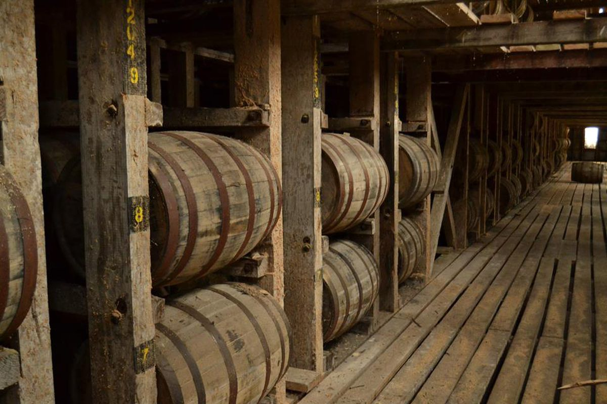 On June 22, drinkers in Kentucky mourned the collapse of a warehouse at  Bardstown, Kentucky's Barton 1792 Distillery, which affected 9,000 barrels  of ...