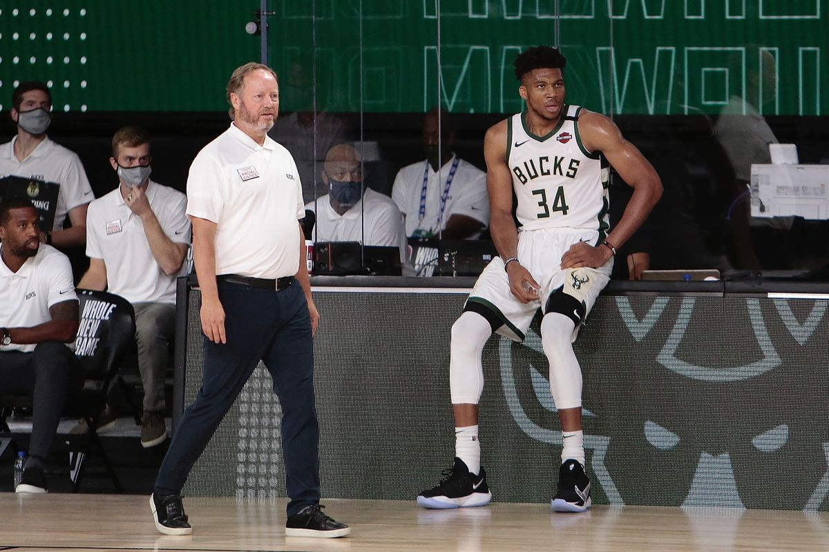 Giannis Antetokounmpo, Mike Budenholzer Named as NBA Award ...
