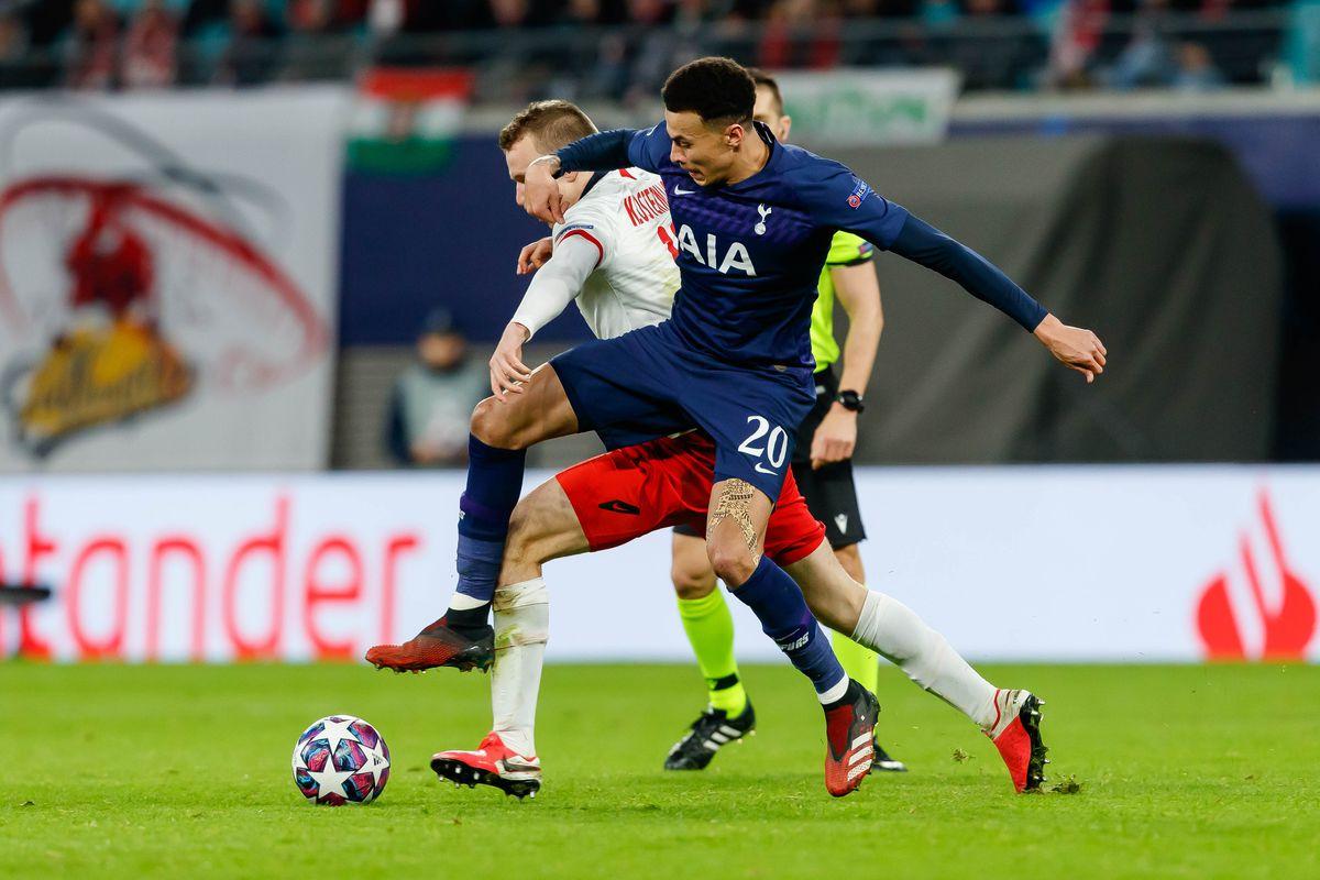 RB Leipzig v Tottenham Hotspur - UEFA Champions League Round of 16: Second Leg