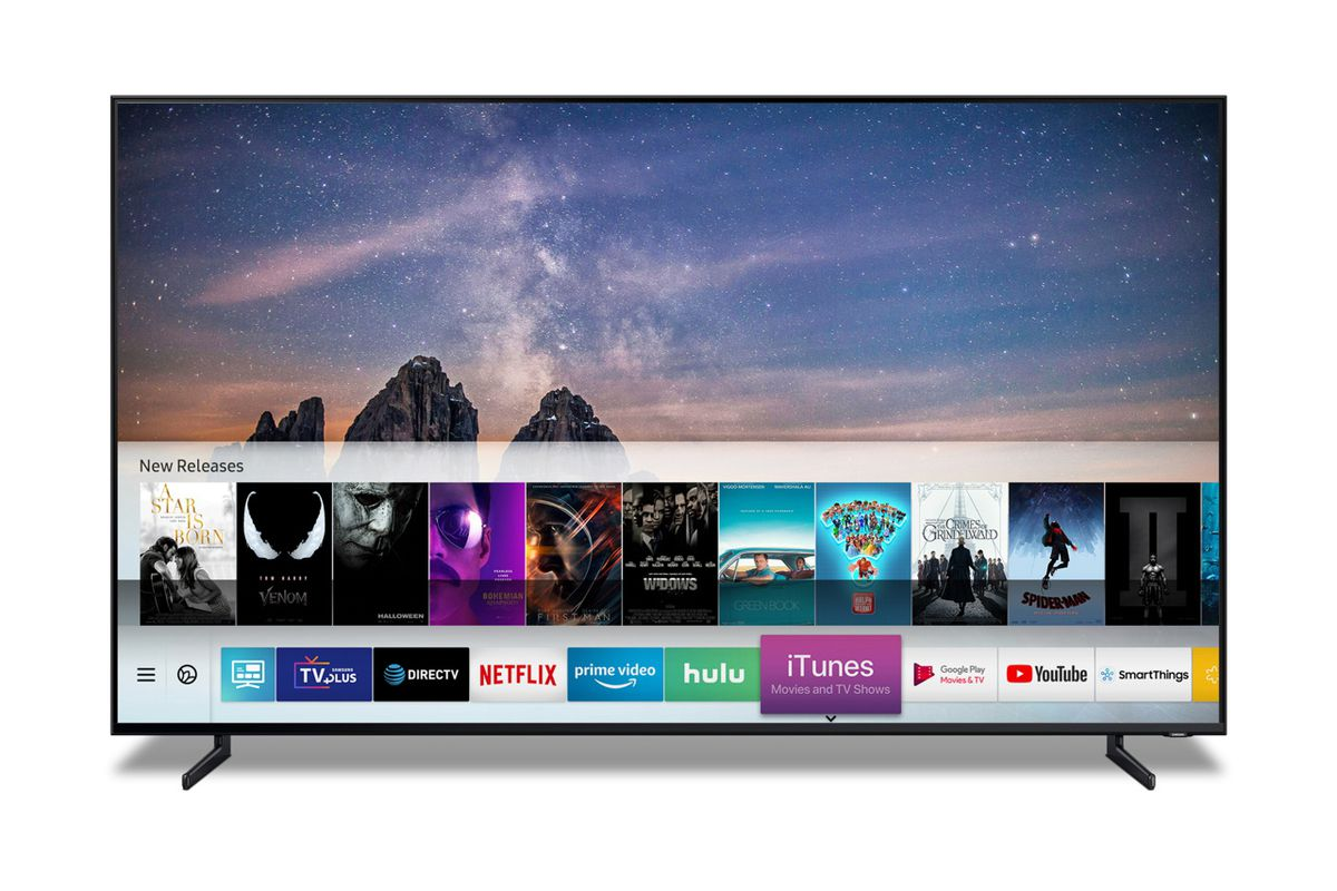 Samsung accidentally makes the case for not owning a smart TV - The