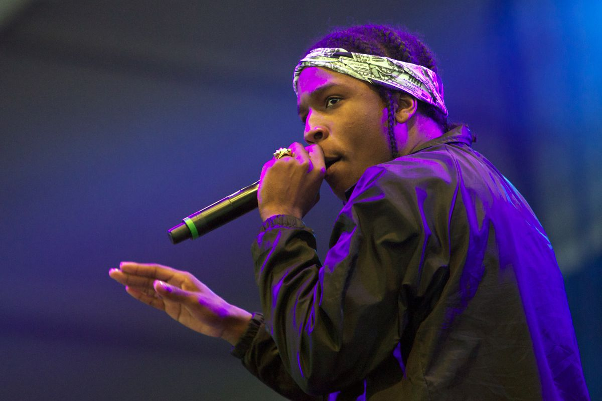 A$AP Rocky: Trump's tweets on the rapper's case, somewhat