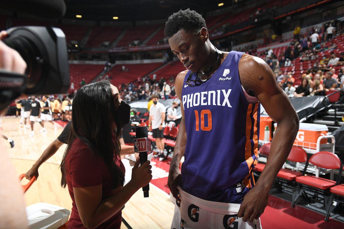 2021 Las Vegas Summer League - Phoenix Suns v Denver Nuggets