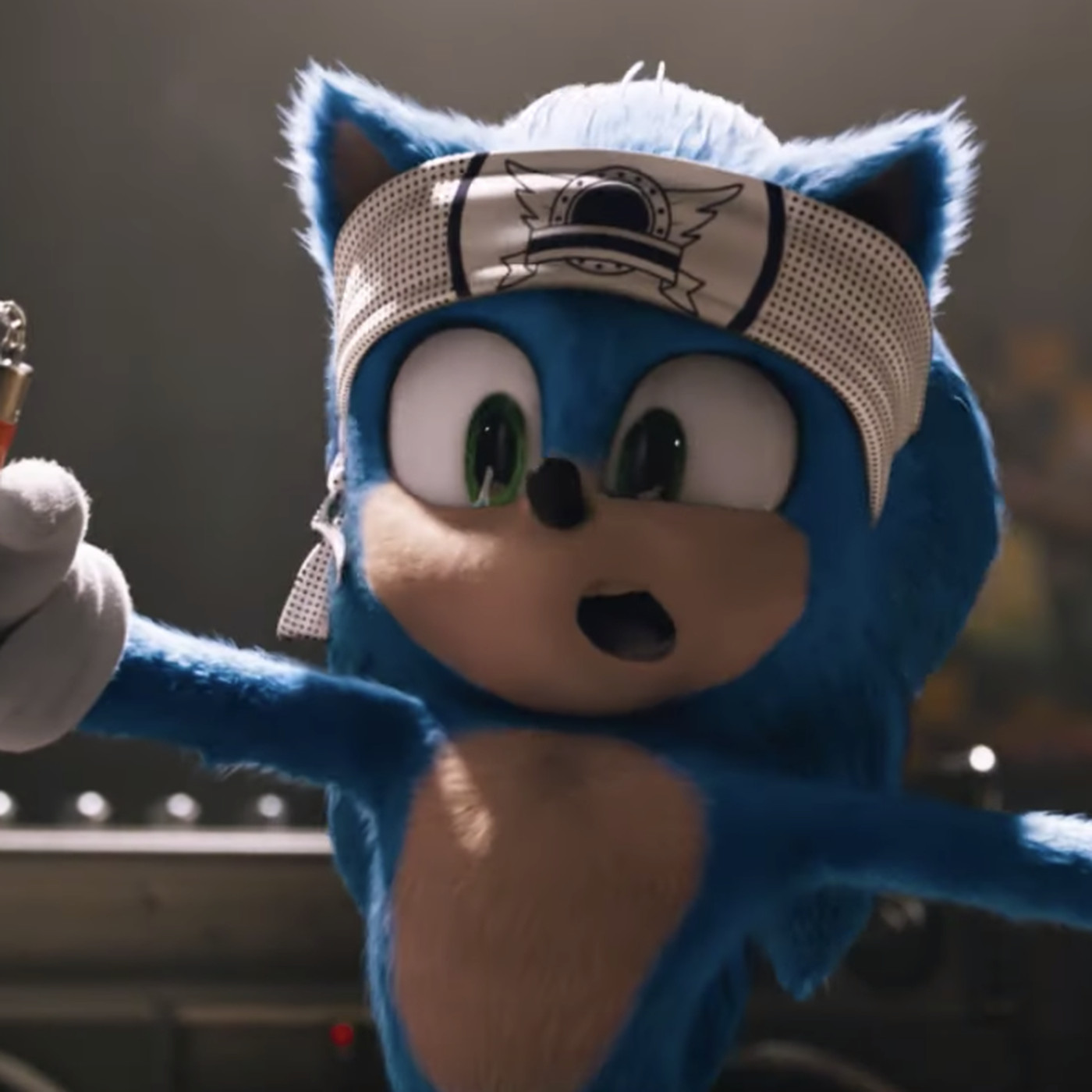 Sonic The Hedgehog Trailer Sonic Gets Much Needed Glow Up Vox