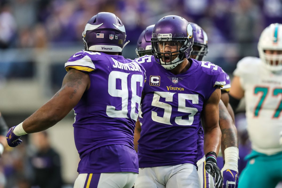 e54b2643 Schefter: Vikings attempted to trade Anthony Barr last offseason ...