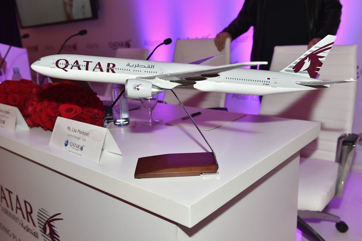 Qatar Airways Atlanta Press Conference & Gala