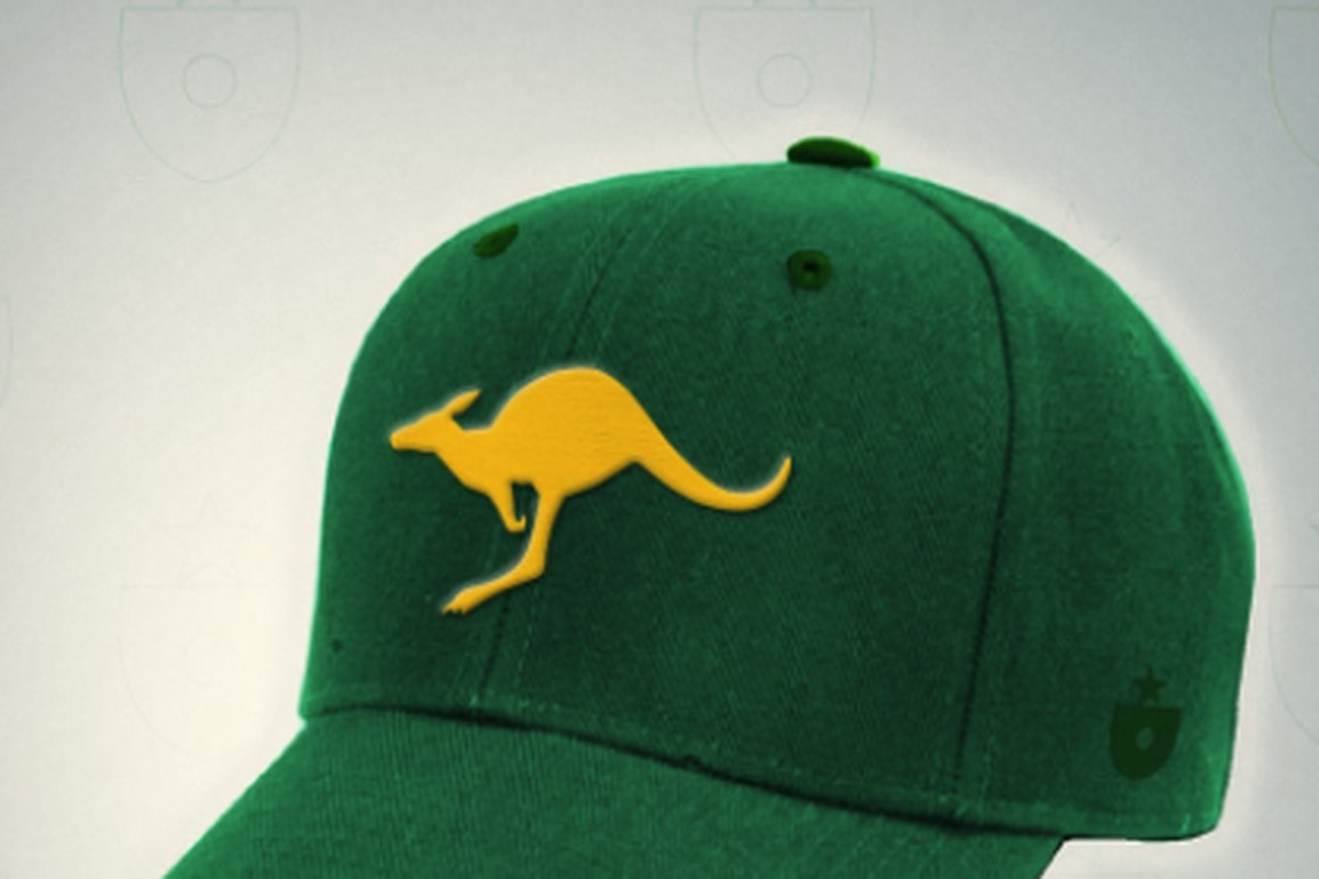 2a40d6df9 These reimagined WBC hats are much better than the real ones ...