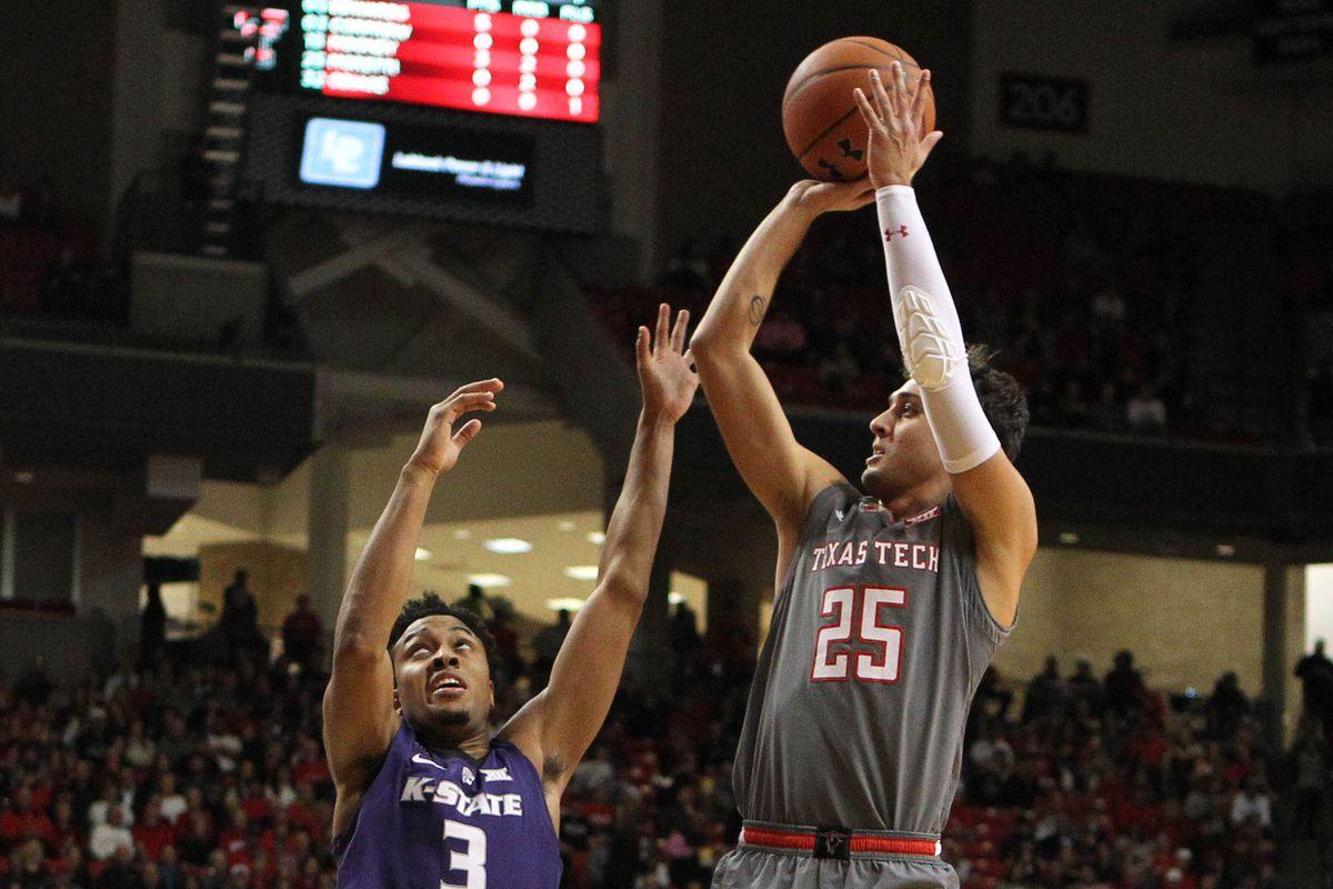 NCAA Basketball: Kansas State at Texas Tech
