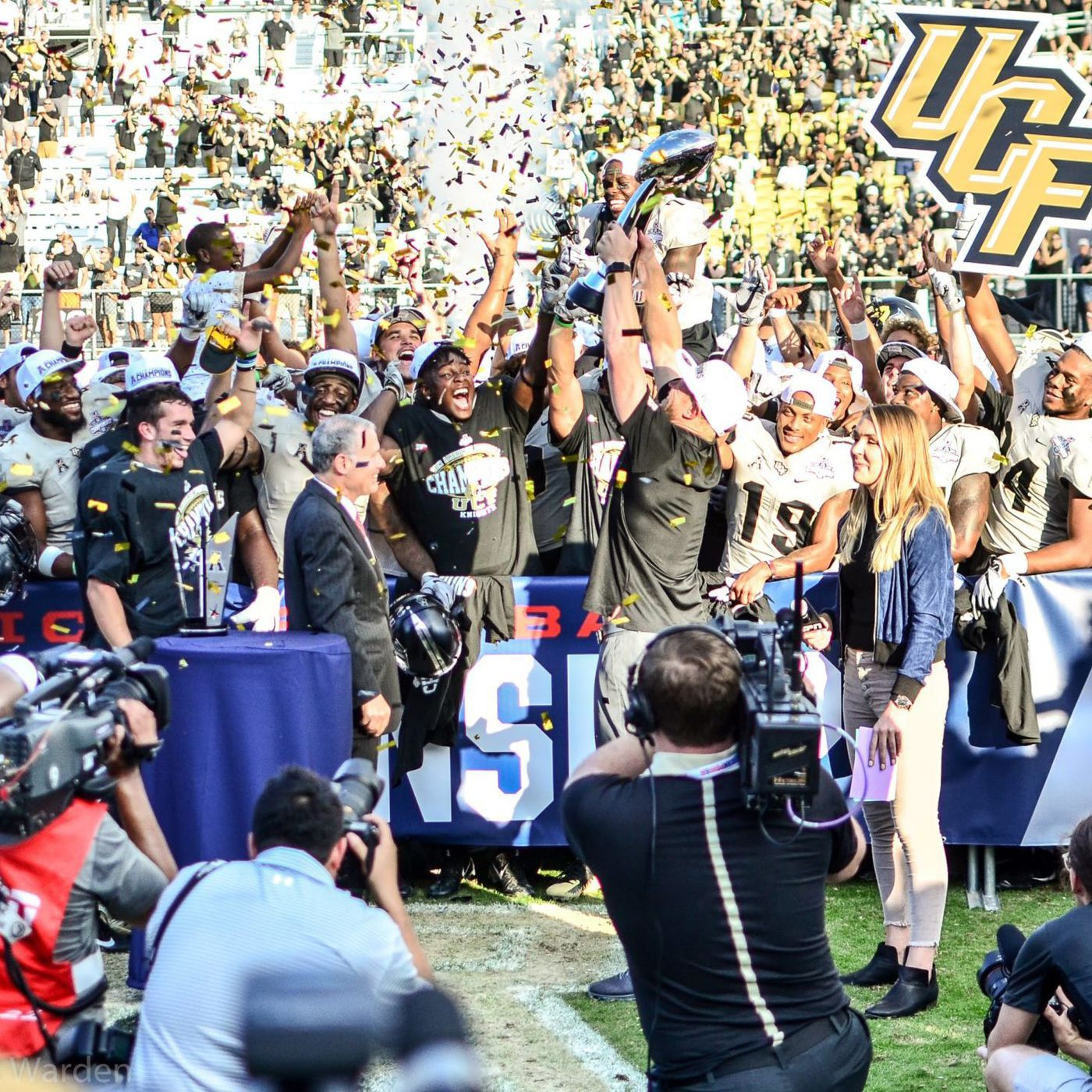 On Media Rights, UCF and The American Are in Better Position
