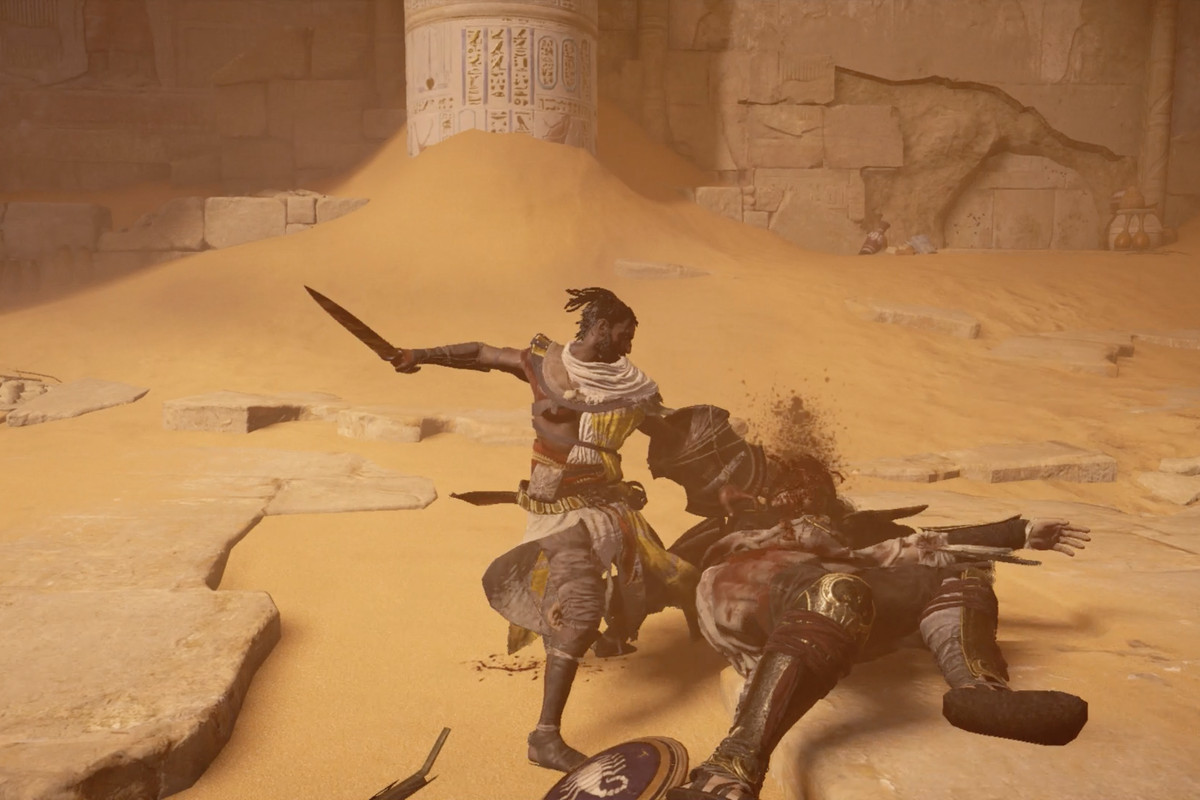 Assassin's Creed Origins guide: Gear - Polygon