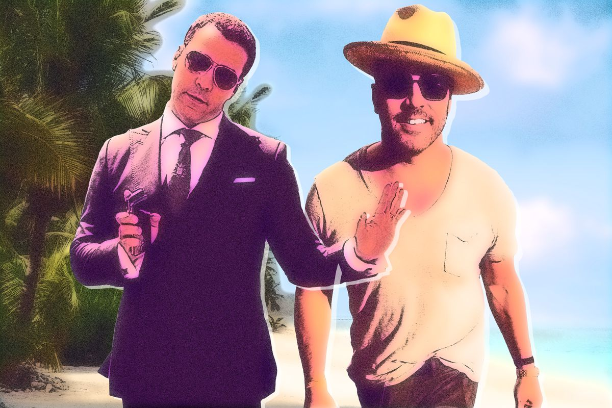 Ari Gold and Jeremy Piven