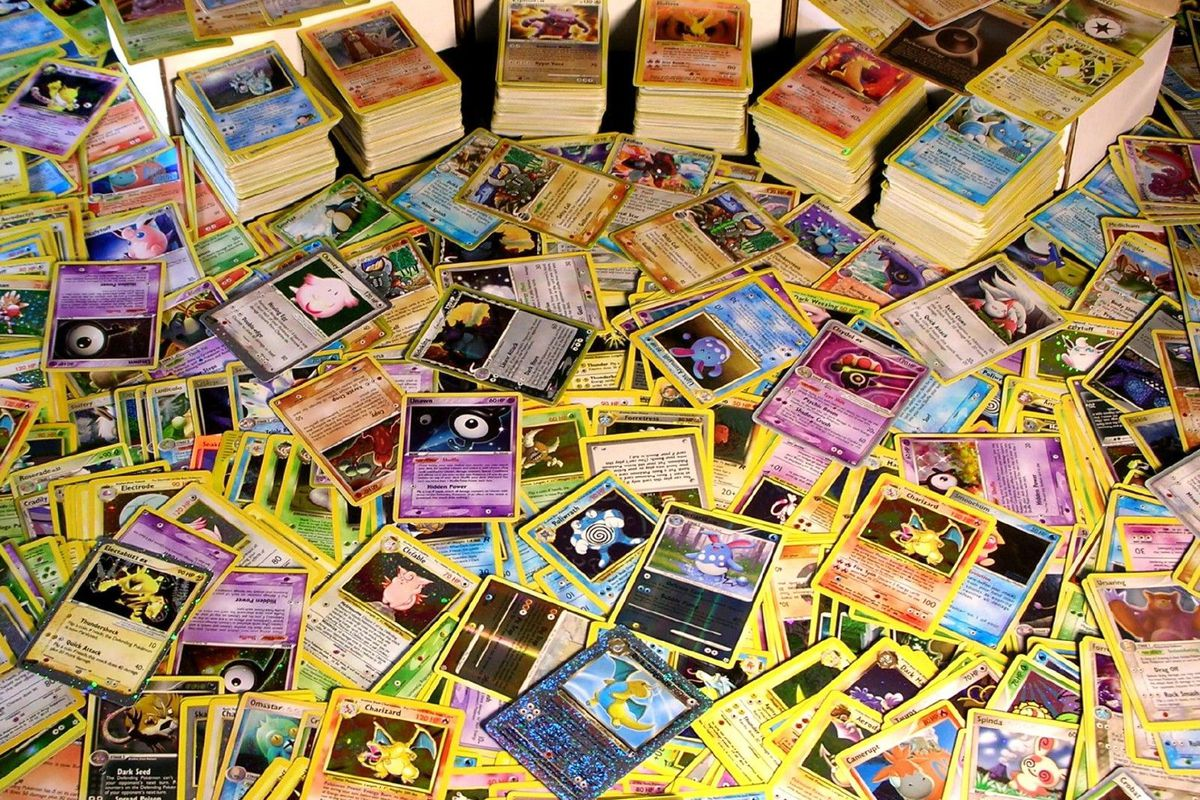 original pokémon trading card game set getting an anniversary re