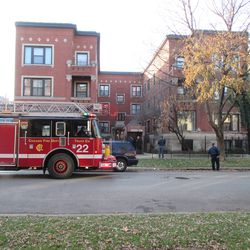 Engine 22 (Armitage & Larrabee) joined Engine 78 for this call -