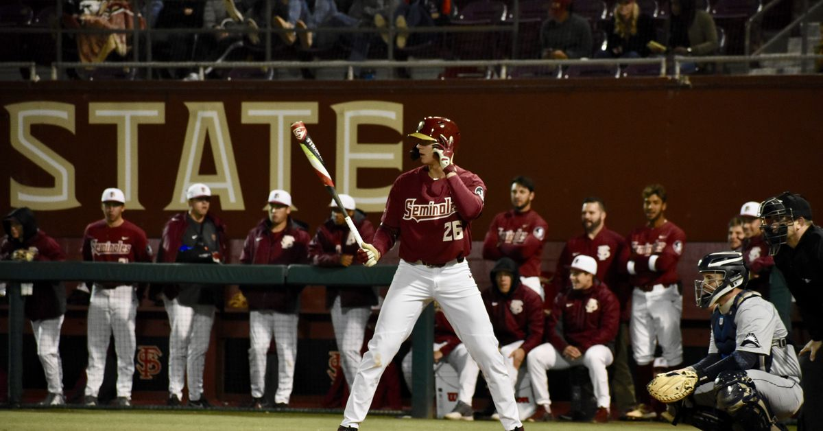 Setting expectations with No. 12 Florida State baseball's 2020 schedule