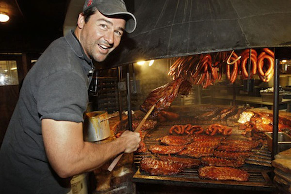 Here's a Photo of Coach Taylor Smoking Meat at the Salt ... | 1200 x 800 jpeg 113kB