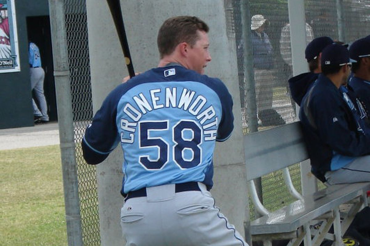 Jake Cronenworth has been a force at the top of the Stone Crabs' lineup