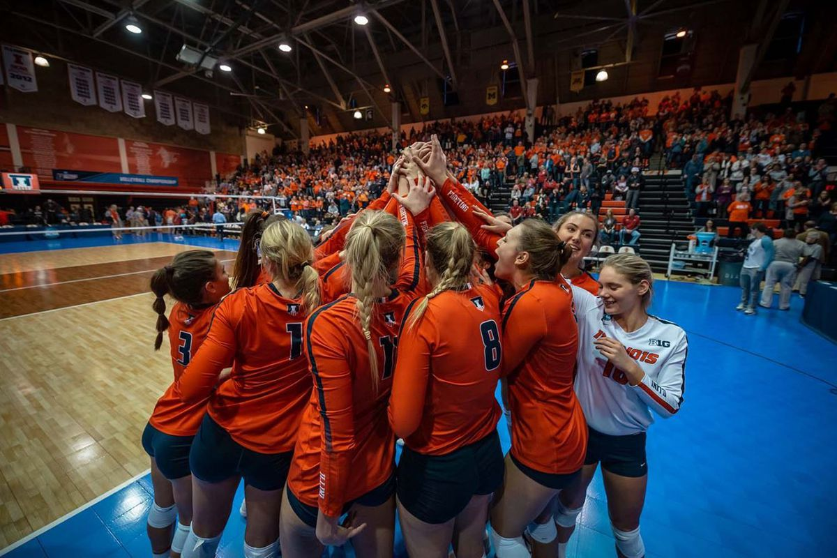 Illinois Volleyball 2019 Roster Preview Freshmen The Champaign Room