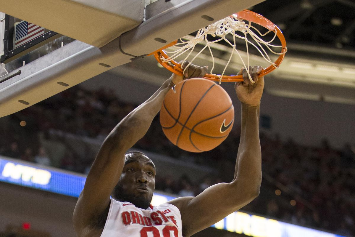 Evan Ravenel and the Buckeyes moved to 4-0 on the season.