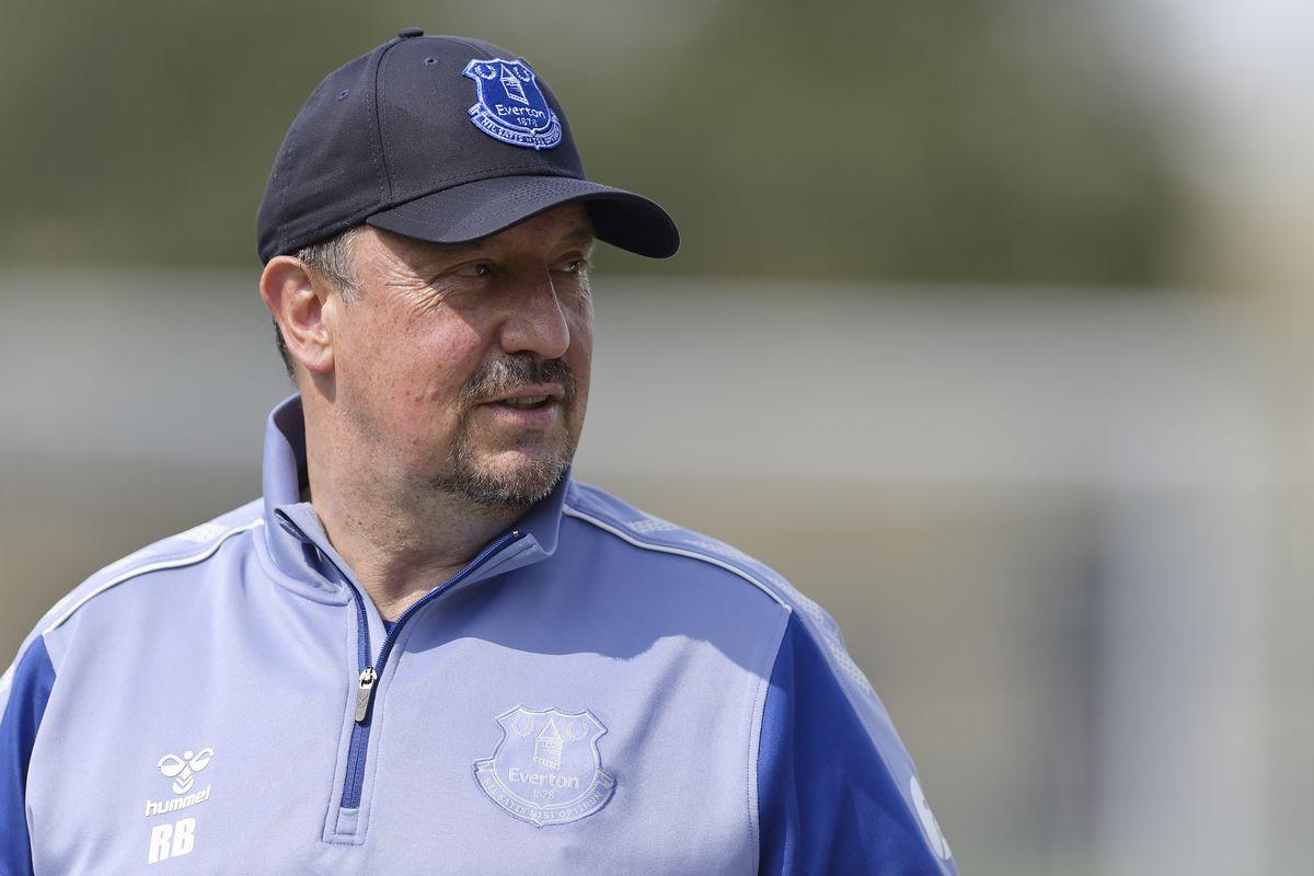 Everton Pre-Season Training Camp