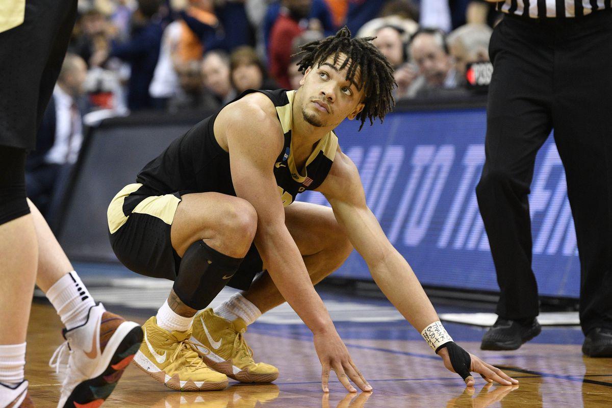 NCAA Basketball: NCAA Tournament-South Regional-Purdue vs Virginia