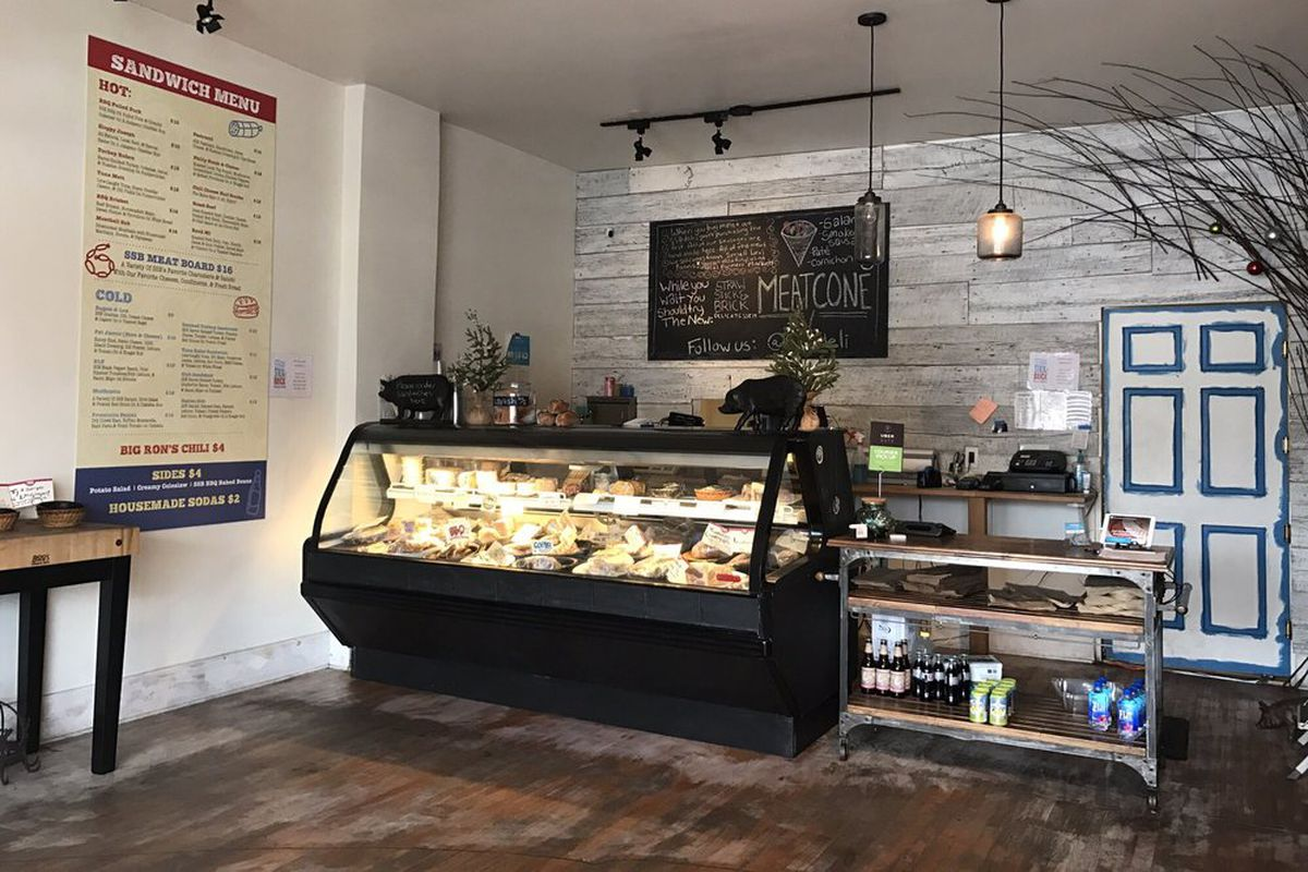 Mystery Restaurant/Retail Operation Takes Over Petworth Deli