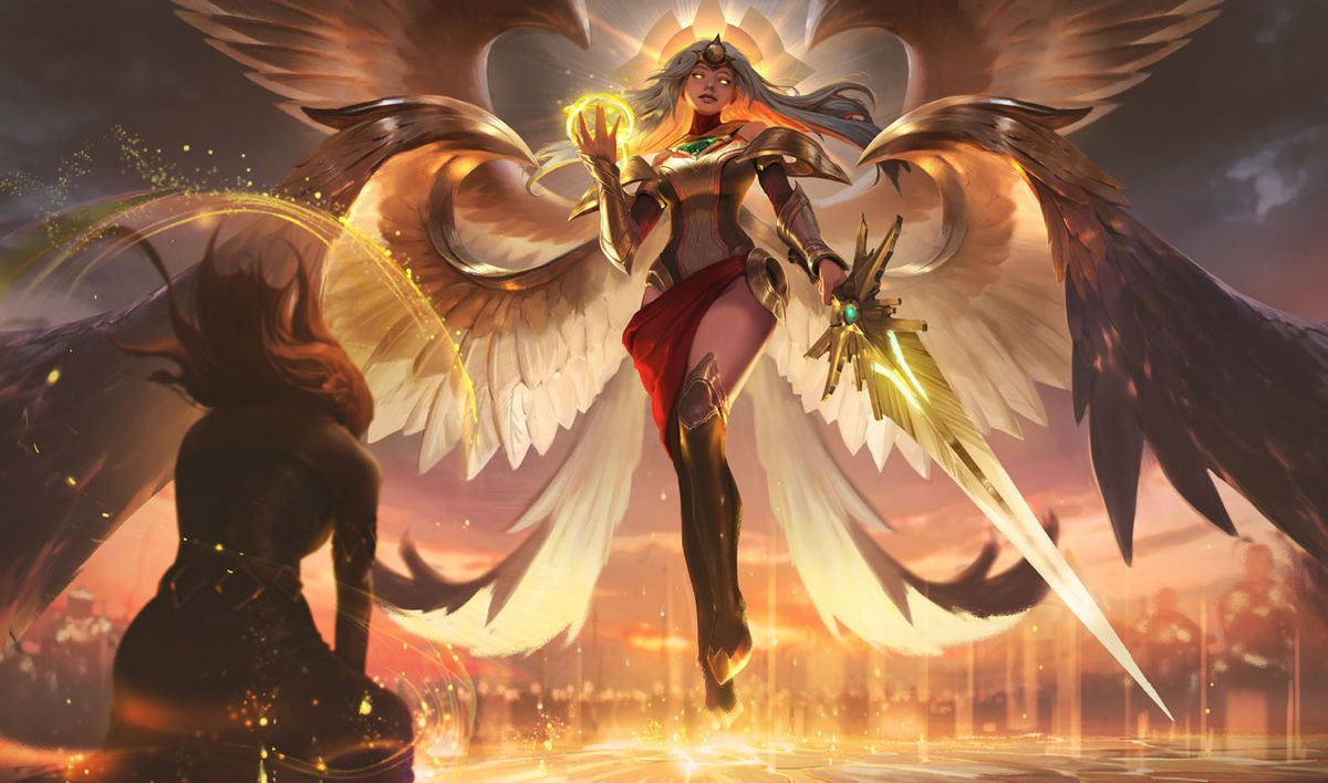 League Of Legends Patch 96 Notes The Rift Herald