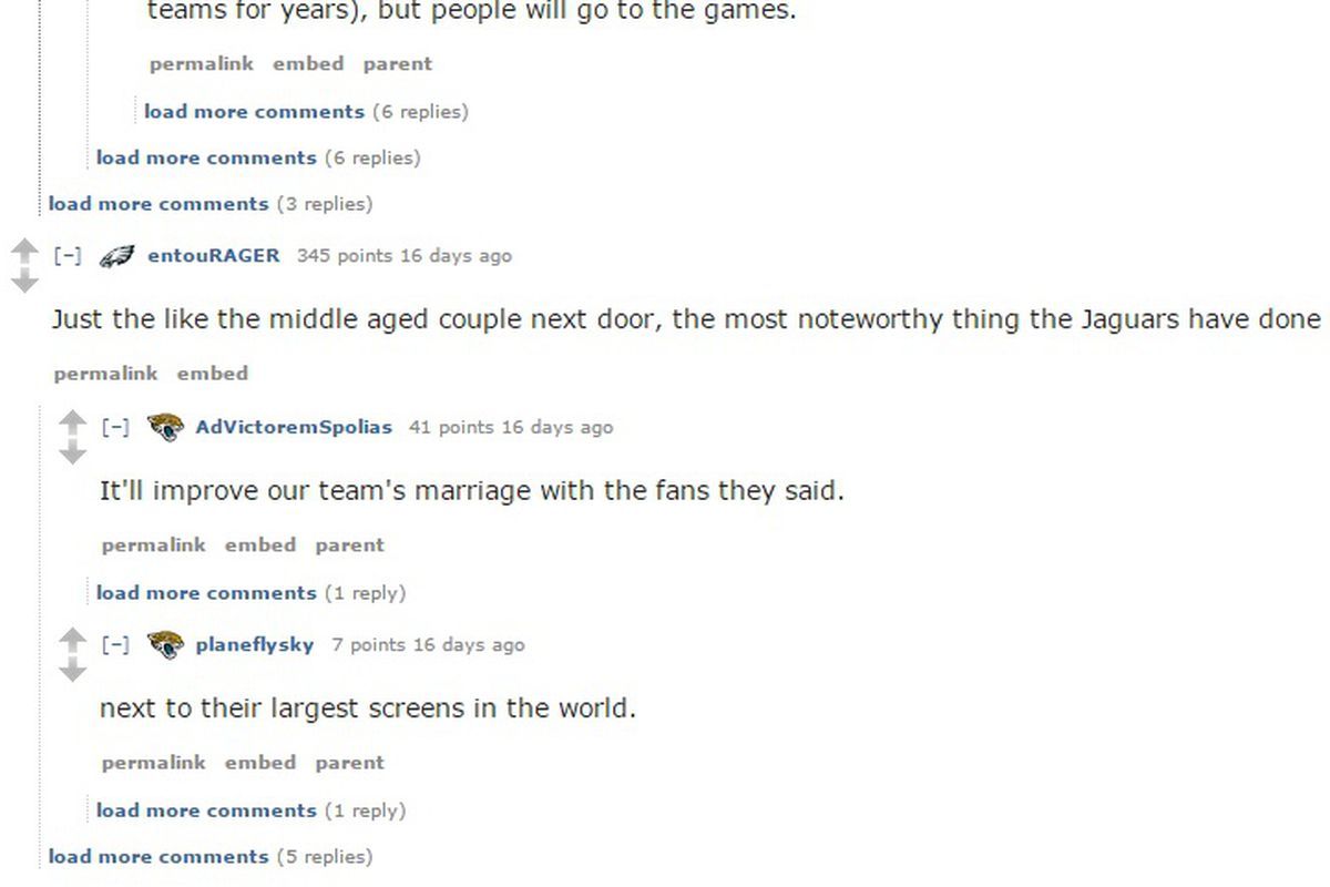 The best (worst?) <b>jokes</b> from the Jaguars roast on <b>Reddit</b> - Big Cat ...